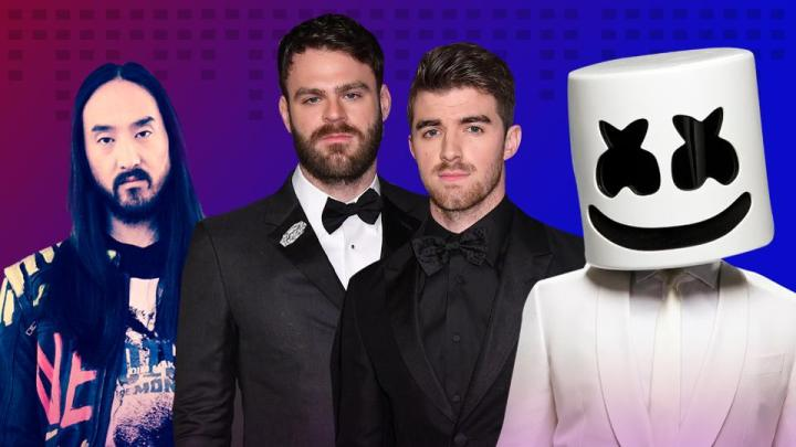 The World's Highest-Paid DJs 2019: The Chainsmokers Topple Calvin Harris With $46 Million